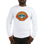 San Diego Fire Department Long Sleeve T-Shirt