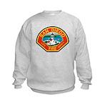 San Diego Fire Department Kids Sweatshirt