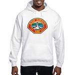 San Diego Fire Department Hooded Sweatshirt