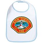 San Diego Fire Department Bib
