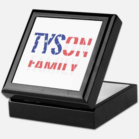 Tyson Family Keepsake Box