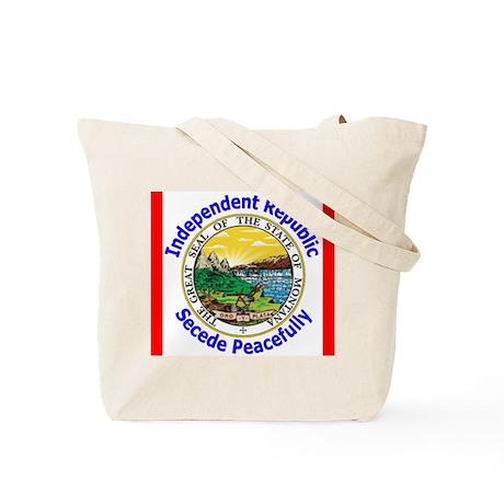 Montana-5 Tote Bag