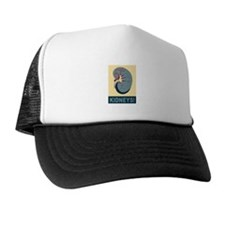 Unique Med student Trucker Hat