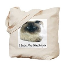 I Love My Himalayan Tote Bag