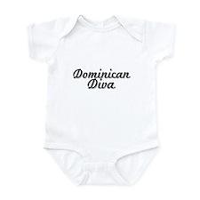 Dominican Diva Onesie