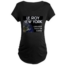 le roy new york - greatest place on earth Maternit