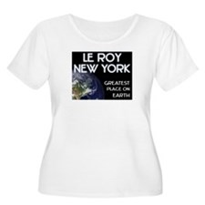 le roy new york - greatest place on earth T-Shirt