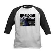 le roy new york - greatest place on earth Tee