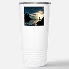 Watching Avalon Stainless Steel Travel Mug