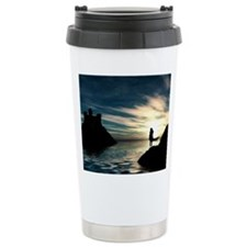 Watching Avalon Travel Mug