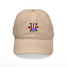 Puerto Rico Taino Symbol Baseball Cap