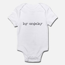 Los Angeles Infant Bodysuit