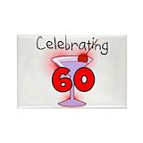 Celebrating 60 Magnets