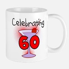 Cocktail Celebrating 60 Mug
