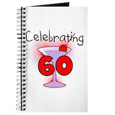 Cocktail Celebrating 60 Journal