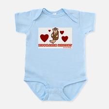RM Huggable Monkey Infant Creeper