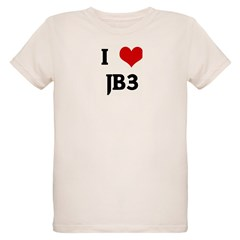 I Love JB3 T-Shirt