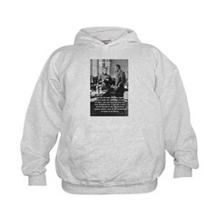 Marie Curie Physics Liberty Hoodie