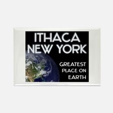 ithaca new york - greatest place on earth Rectangl