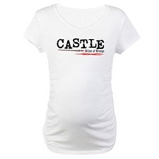 Castle-WoW Maternity T-Shirt