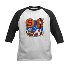 Sports 5th Birthday Tee