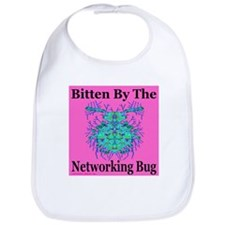 Networking Bug Bib