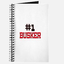 Number 1 BUSKER Journal