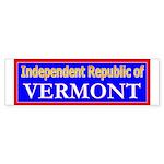 Vermont-2 Bumper Sticker (50 pk)