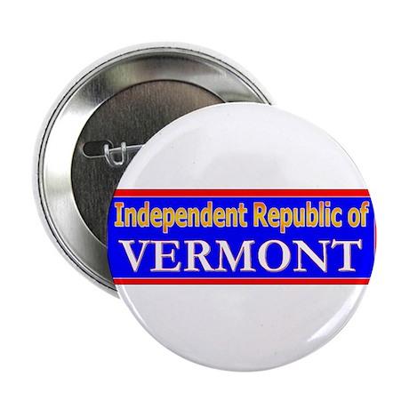 """Vermont-2 2.25"""" Button"""