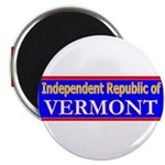 Vermont-2 Magnet