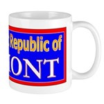 Vermont-2 Mug