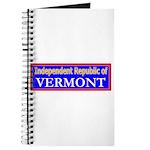 Vermont-2 Journal