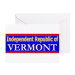 Vermont-2 Greeting Card