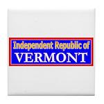 Vermont-2 Tile Coaster