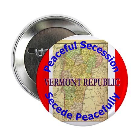 "Vermont-1 2.25"" Button (10 pack)"