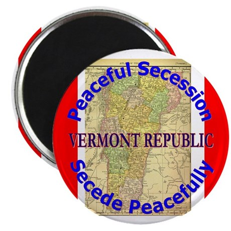 Vermont-1 Magnet