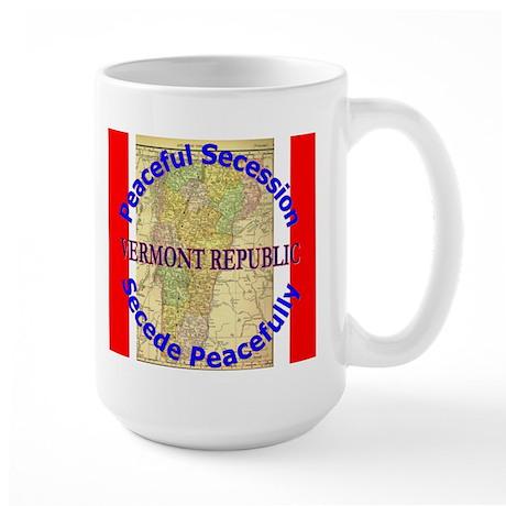 Vermont-1 Large Mug