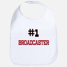 Number 1 BROADCASTER Bib
