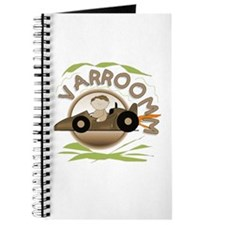 Varroom Race Car Journal