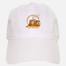 Tractor Baseball Baseball Cap