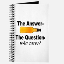 Beer: The Answer Journal