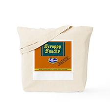 Scrappy Snacks Tote Bag
