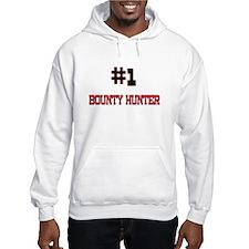 Number 1 BOUNTY HUNTER Hoodie