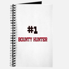 Number 1 BOUNTY HUNTER Journal