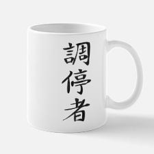 Peacemaker - Kanji Symbol Mug