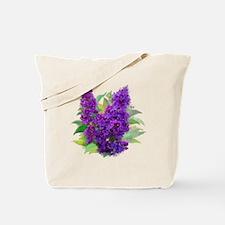Unique Watercolor flowers Tote Bag