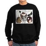 Six Pigeons Sweatshirt (dark)