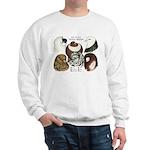 Six Pigeons Sweatshirt