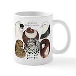 Six Pigeons Mug