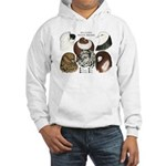 Six Pigeons Hooded Sweatshirt
